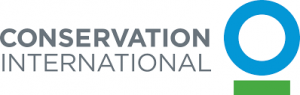Logo de Conservation International, une ONG internationale de conservation